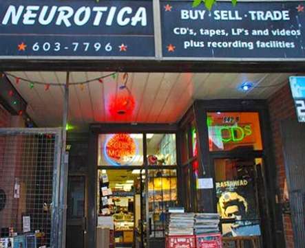 The Best Record Stores In Toronto