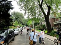 Toronto Bikers by James Schwartz