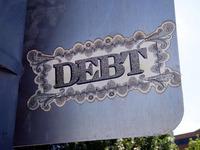 Debt by Daniel Lobo