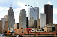 Toronto Canada by Benny Lin