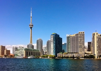 Toronto Skyline by Ryan