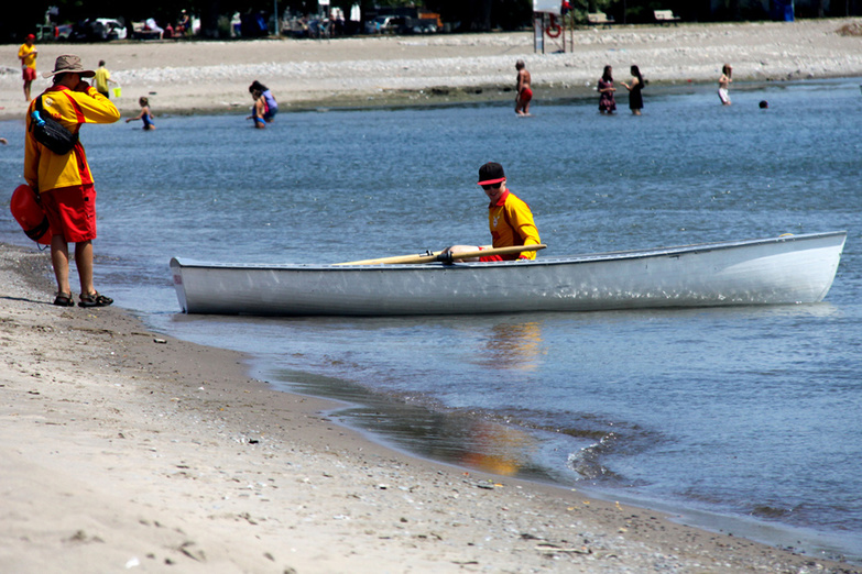 Water sports at Eastern beaches