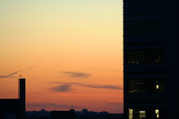 Toronto Sunset by ocad123