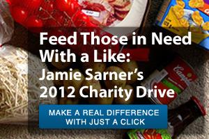 jamies charity drive