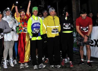 Toronto Midnite New Years Eve Run 1