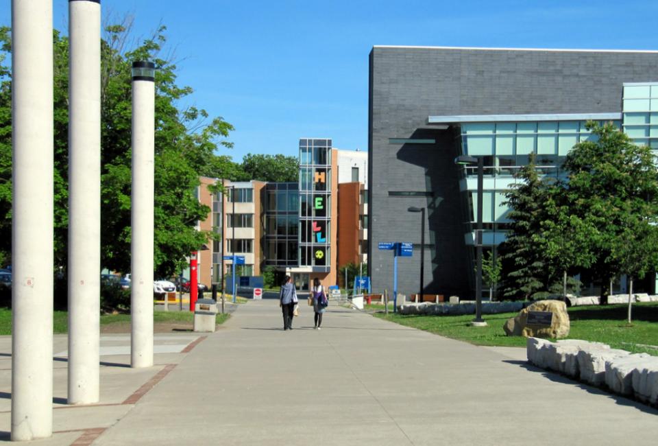 Campus by Loozrboy