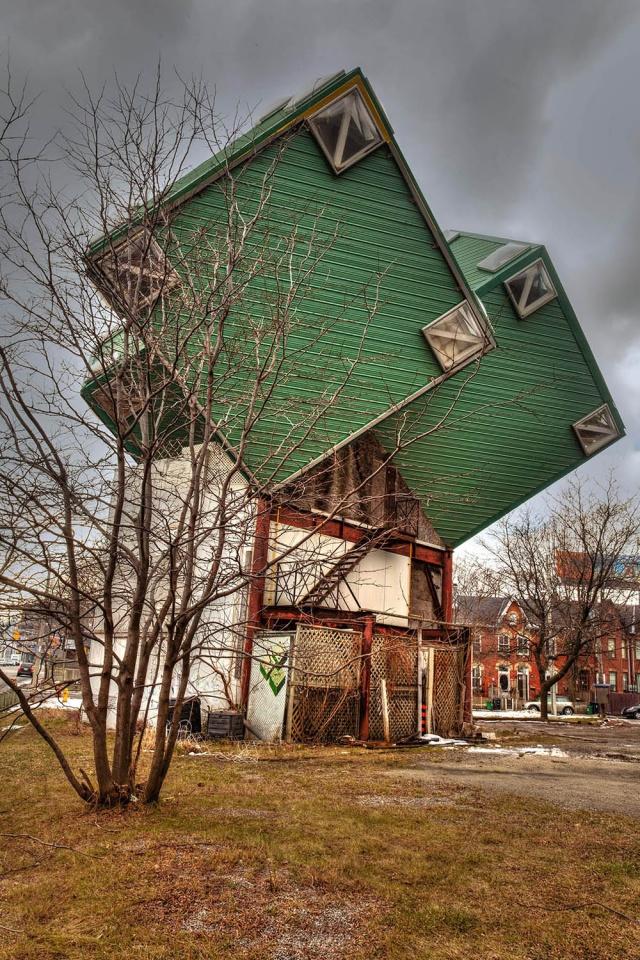 Cube House 4