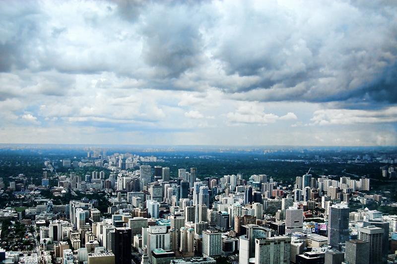 Toronto Skyline by Ricelife