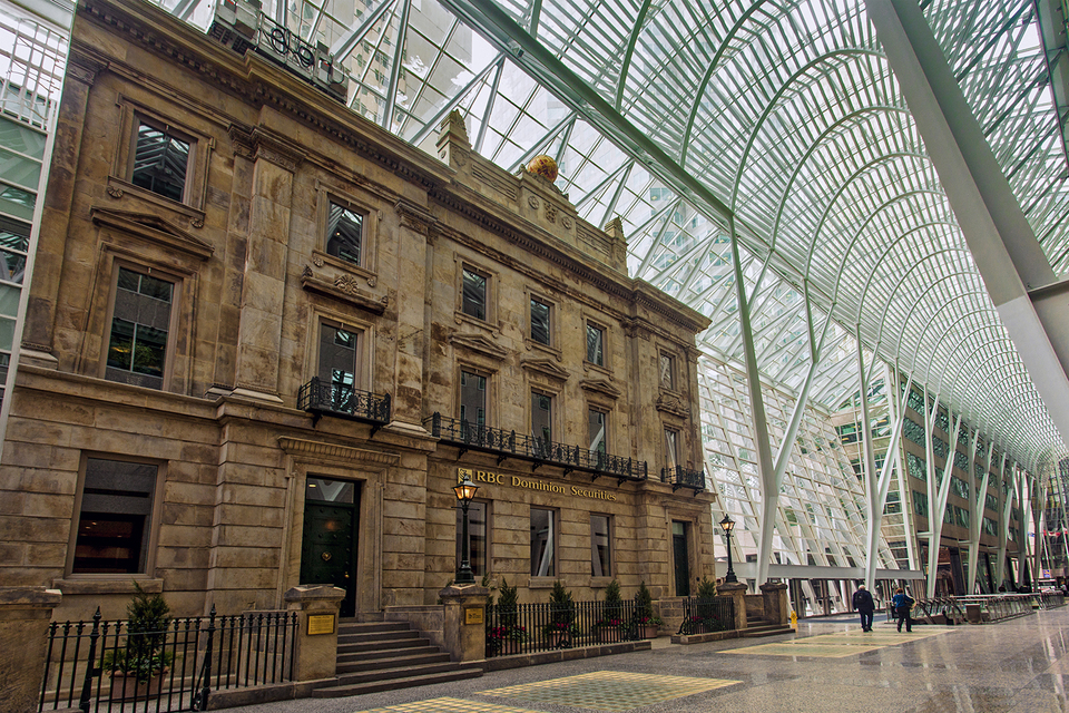 Brookfield Place Arcade