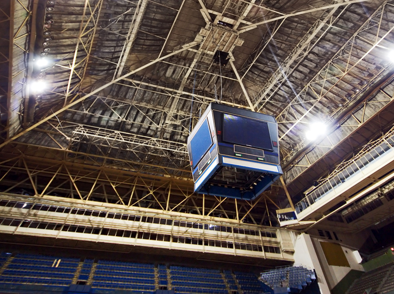 Maple Leaf Gardens by Rick Harris