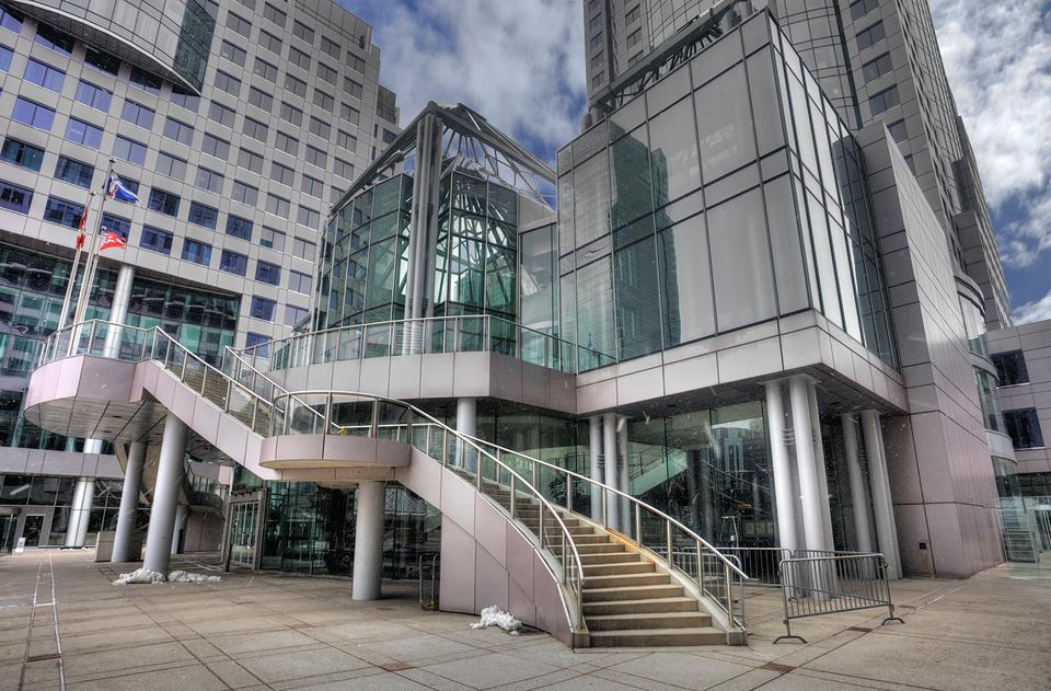 Toronto Metro Hall