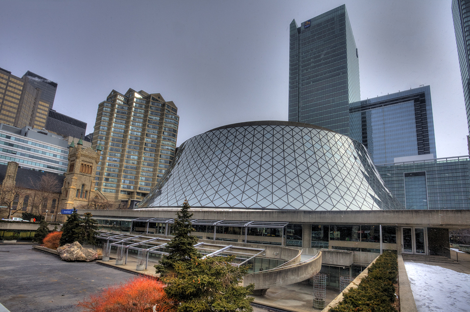 Toronto Roy Thompson Hall