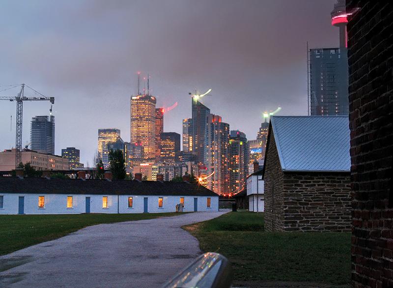 Toronto by Jamie