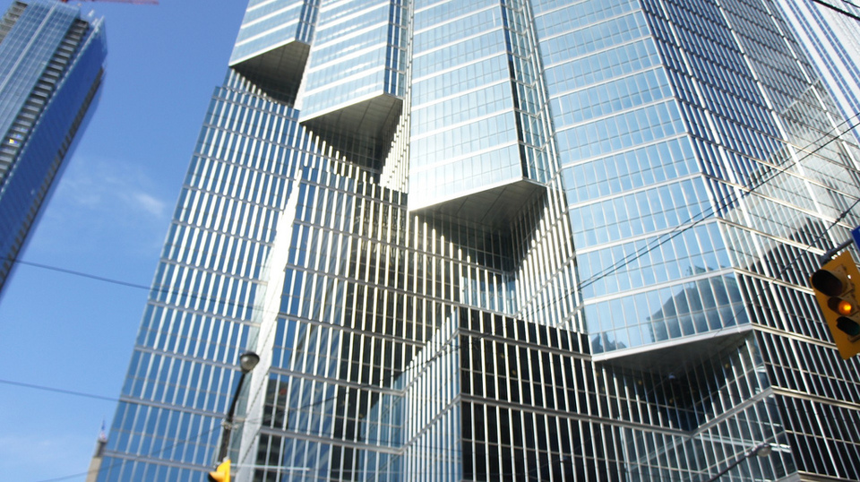 Sun Life Financial Centre by senningularity