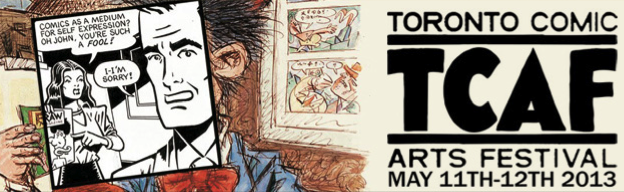 Toronto Comic Arts Festival 2