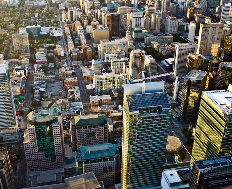 Photo of the Week – Toronto City