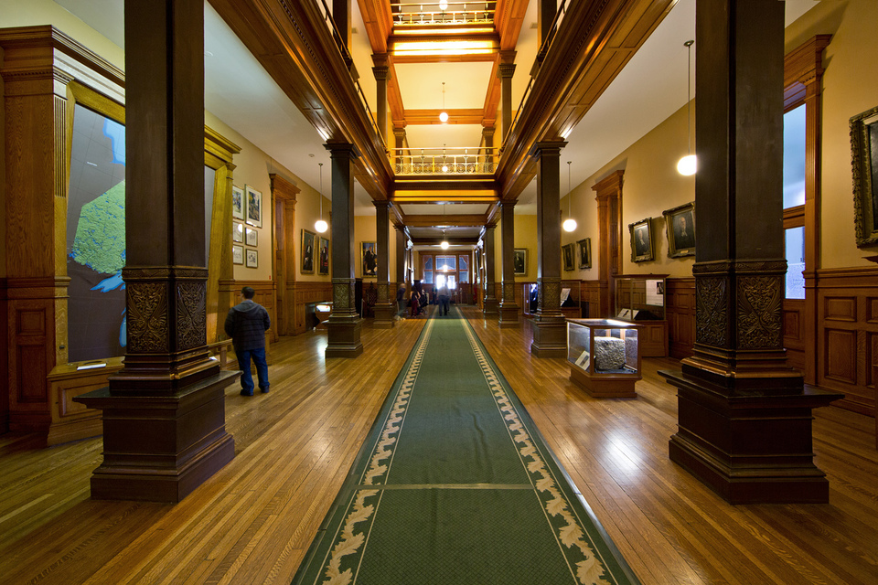 Ontario Legislative Building Long Hall
