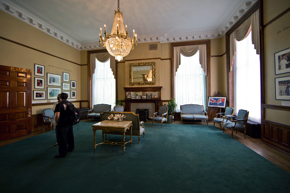 Ontario Legislative Building Room