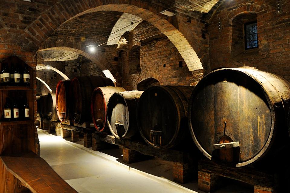 Wine Cellar by theodorescott
