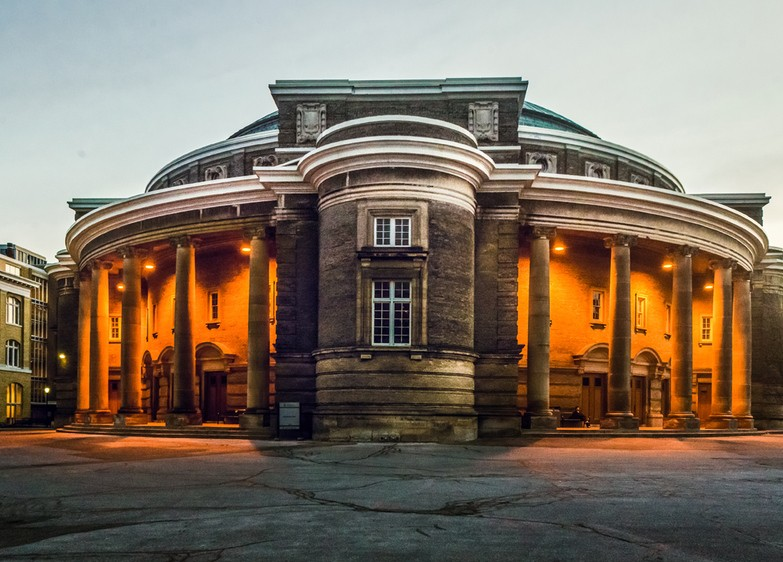 Photo of The Week – Convocation Hall