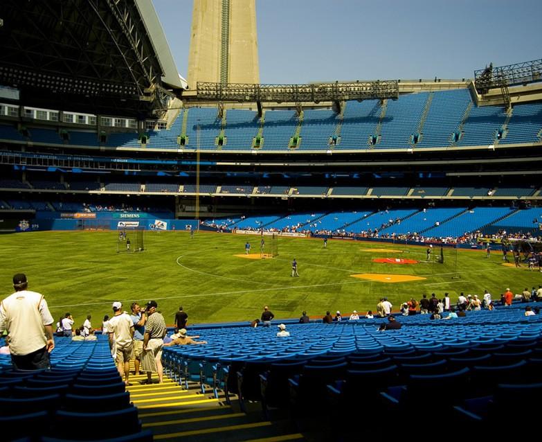 Photo of The Week – Toronto Blue Jays