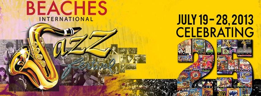 Beaches International Jazz Festival