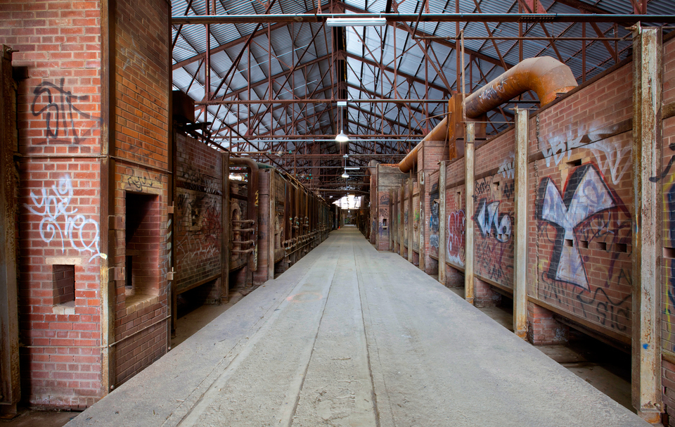 Don Valley Brick Works Interior