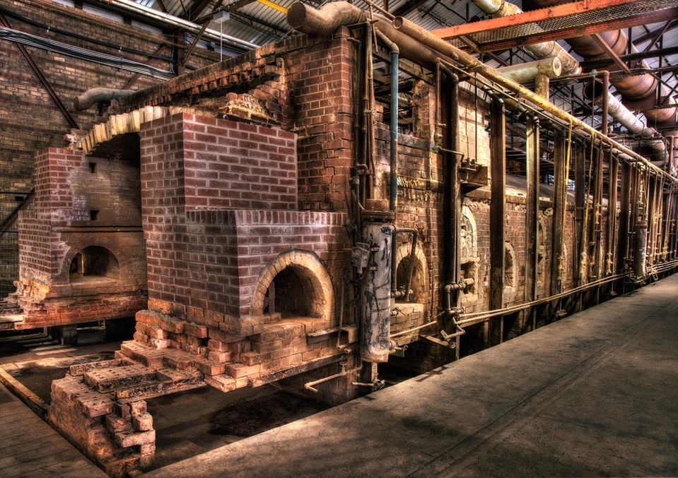 Don Valley Brick Works Ovens 1