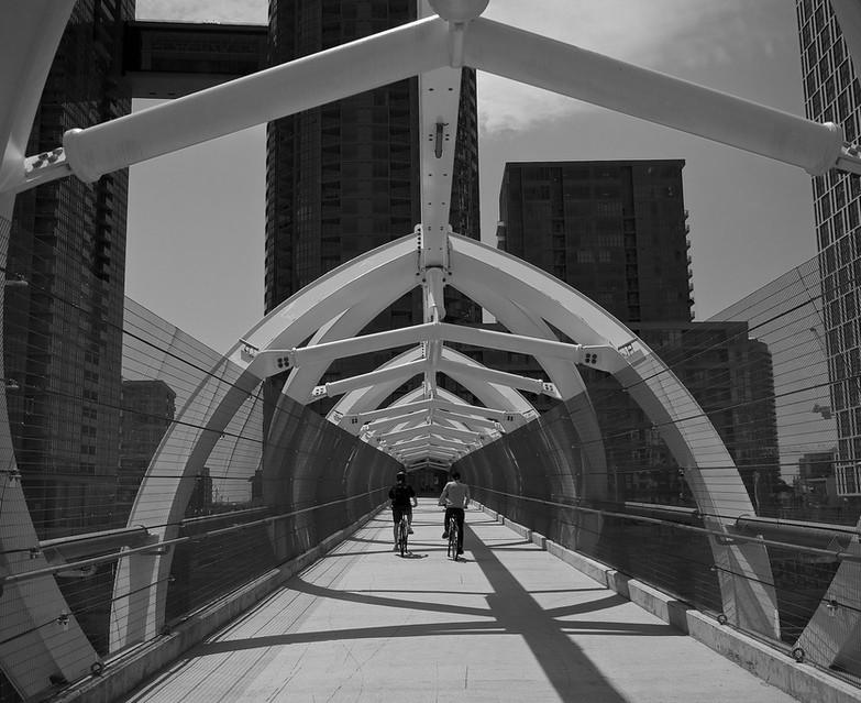 Photo of The Week – Pedestrian Bridge