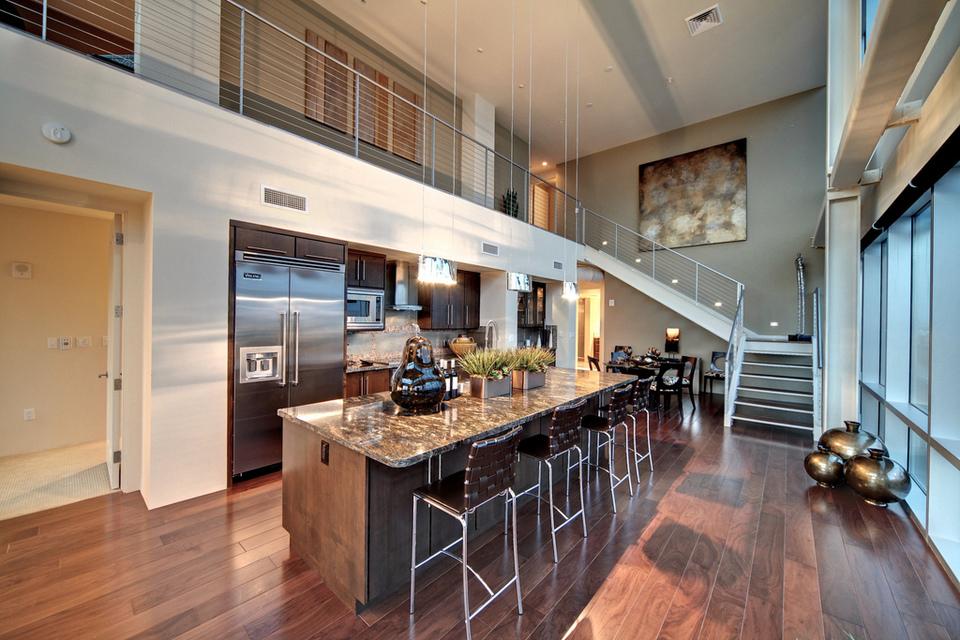 Apartment by Ben Freedman