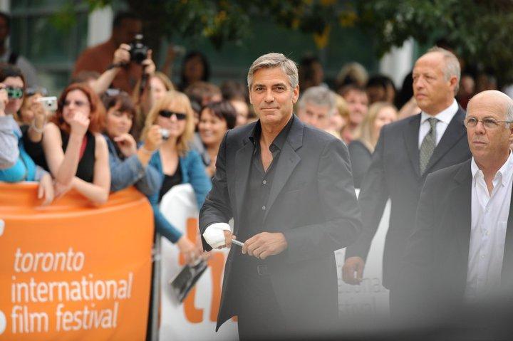 George Clooney TIFF