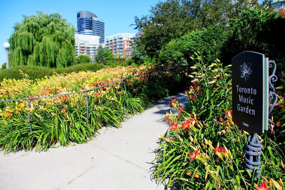 Toronto Music Garden Park