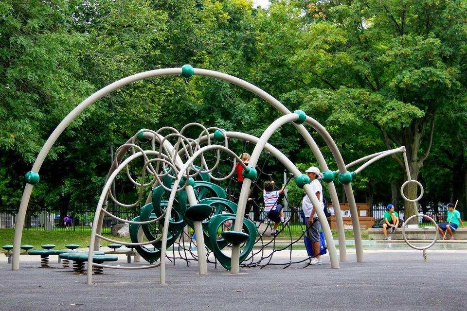 Trinity Bellwood Park Playground