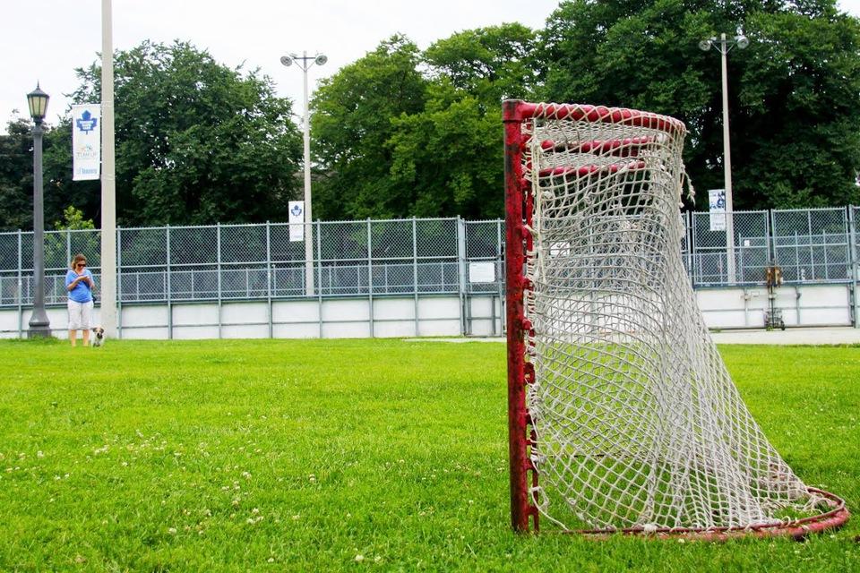Trinity Bellwood Park Soccer Field
