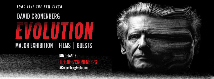 David Cronenberg Evolution