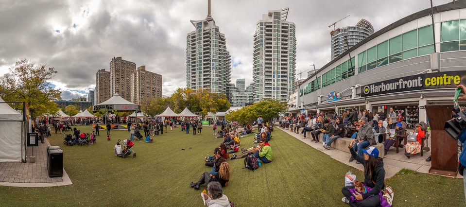 PanAm Food Festival 2013 at Harbourfront Centre Toronto