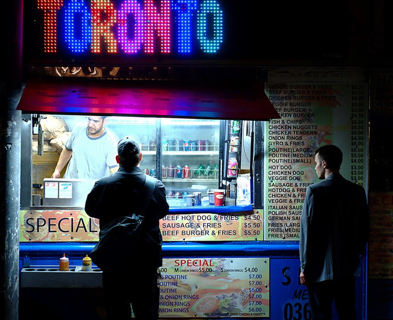 Photo of The Week – Toronto at Night