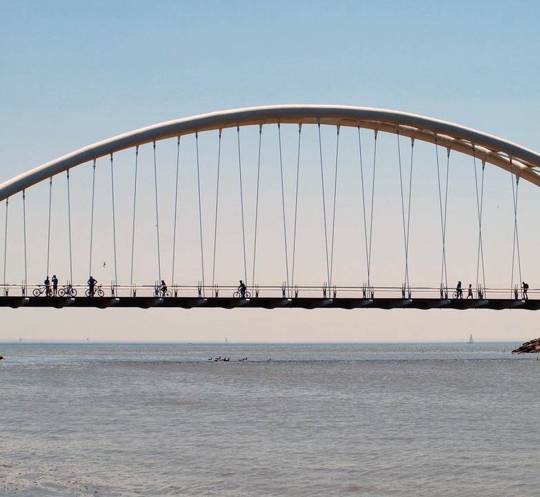 Photo of The Week – Humber Bay Arch Bridge