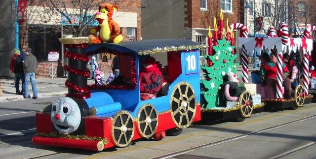 Etobicoke Lakeshore Christmas Parade