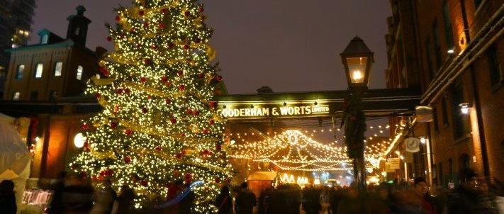 Lowes Toronto Christmas Market