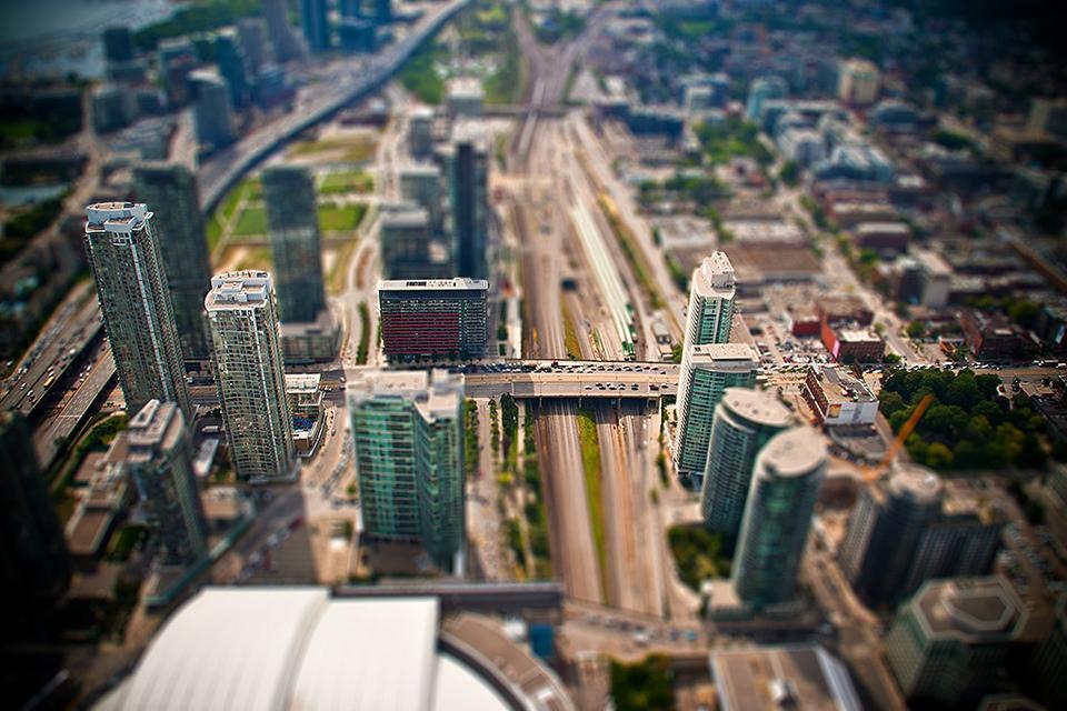 Toronto by Joey Gannon