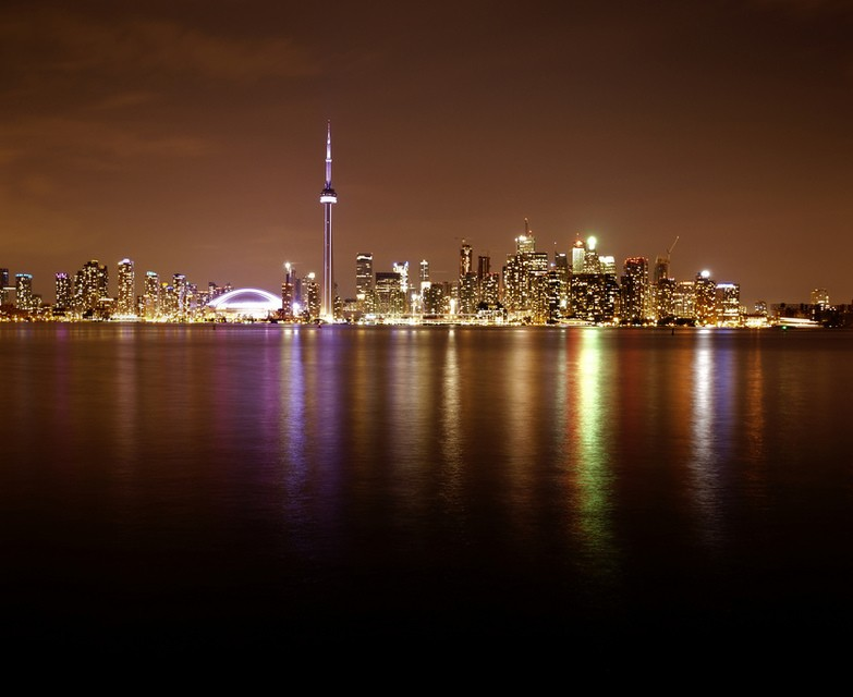 Photo of the Week – Toronto Skyline