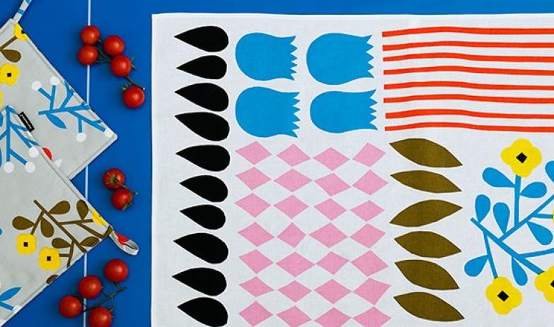 Marimekko Textil Design