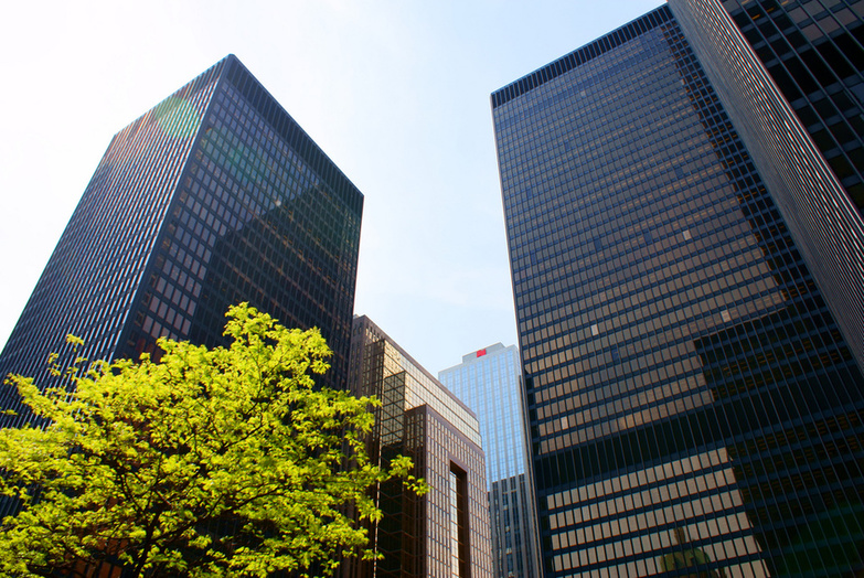 TD Centre In Toronto By James G