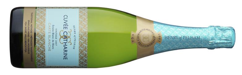 Henry of Pelham Cuvee Sparkling Wine