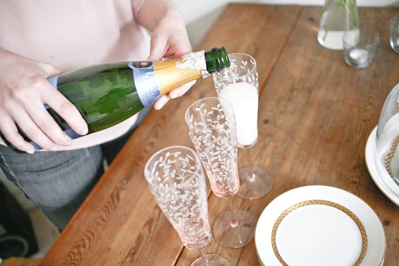 Sparkling Wine By Emma Danielsson