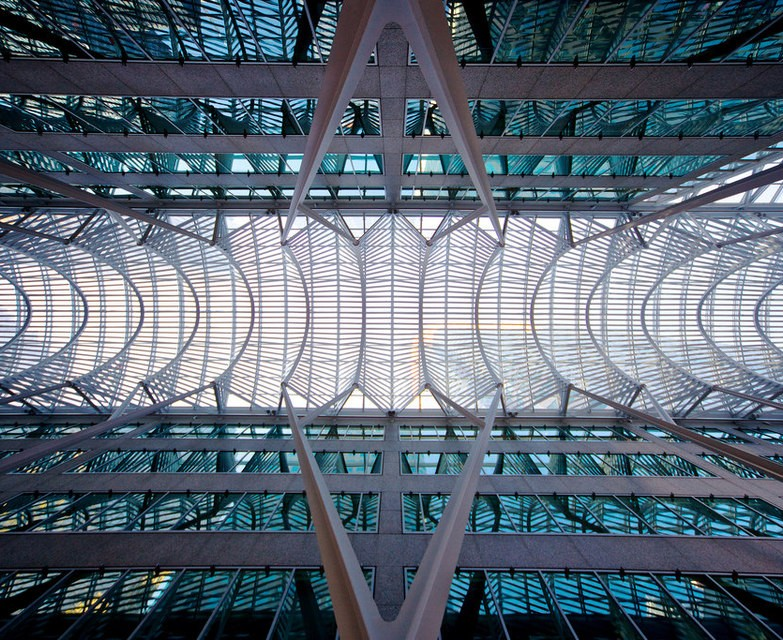 Photo Of The Week – Allen Lambert Galleria