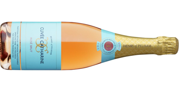 Henry of Pelhams</a> Cuvee Catharine Rose Brut