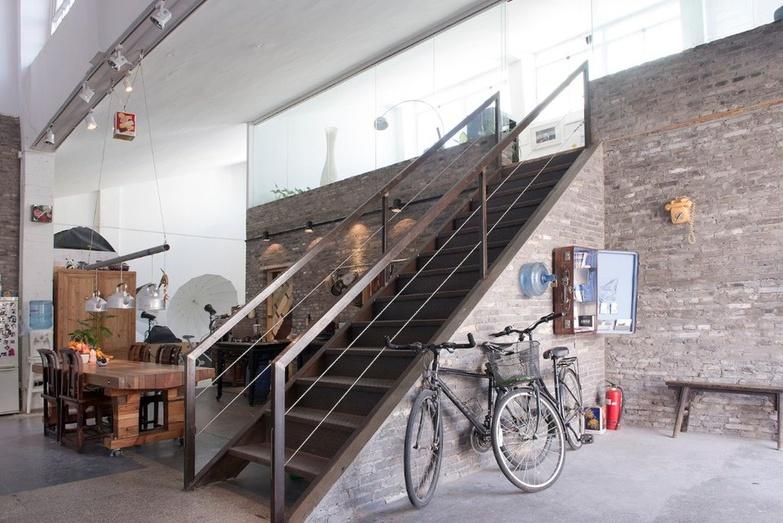 Jonas Ninas loft by Jonas Merian