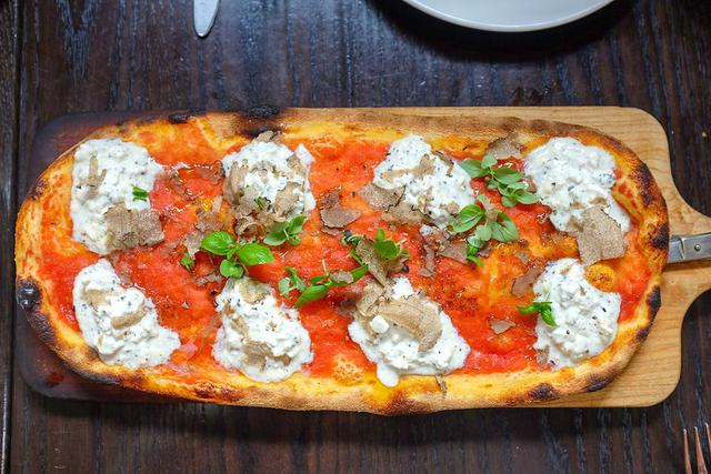 Pizza by Eater